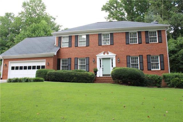 654 Tommy Aaron Drive, Gainesville, GA 30506 (MLS #6036382) :: RE/MAX Paramount Properties
