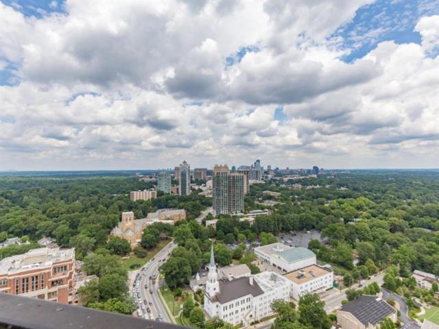 2660 Peachtree Road 39F, Atlanta, GA 30305 (MLS #6036451) :: RCM Brokers
