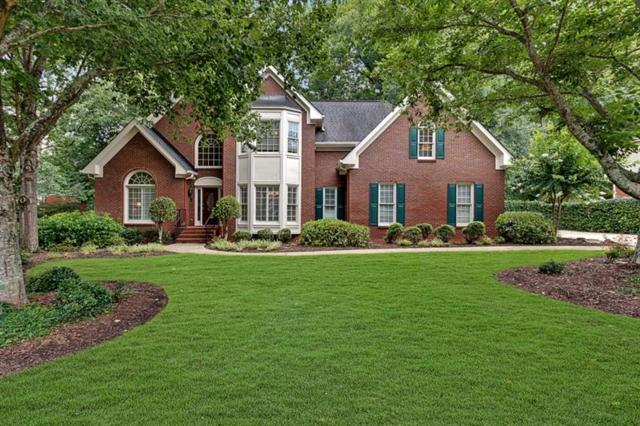 10535 Centennial Drive, Alpharetta, GA 30022 (MLS #6036534) :: The Bolt Group