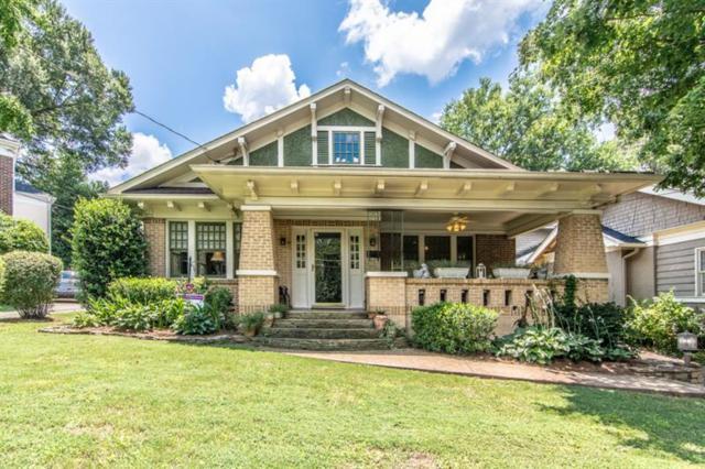 1147 Hudson Drive NE, Atlanta, GA 30306 (MLS #6036562) :: RE/MAX Paramount Properties