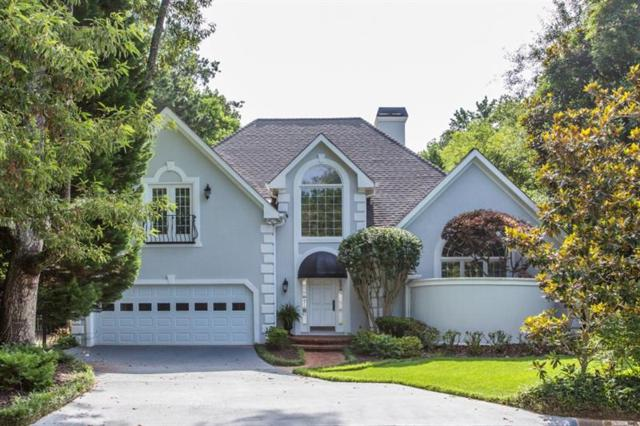 145 Barnard Place, Sandy Springs, GA 30328 (MLS #6036666) :: North Atlanta Home Team