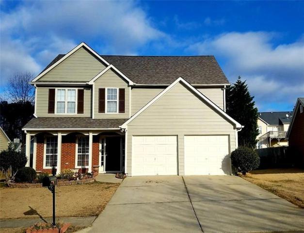 4334 Peach Terrace NW, Acworth, GA 30101 (MLS #6037102) :: RCM Brokers