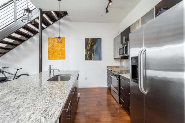 333 Nelson Street SW #419, Atlanta, GA 30313 (MLS #6037142) :: RE/MAX Paramount Properties