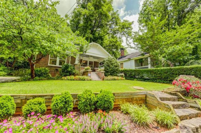 63 Lakeview Drive NE, Atlanta, GA 30317 (MLS #6037166) :: North Atlanta Home Team
