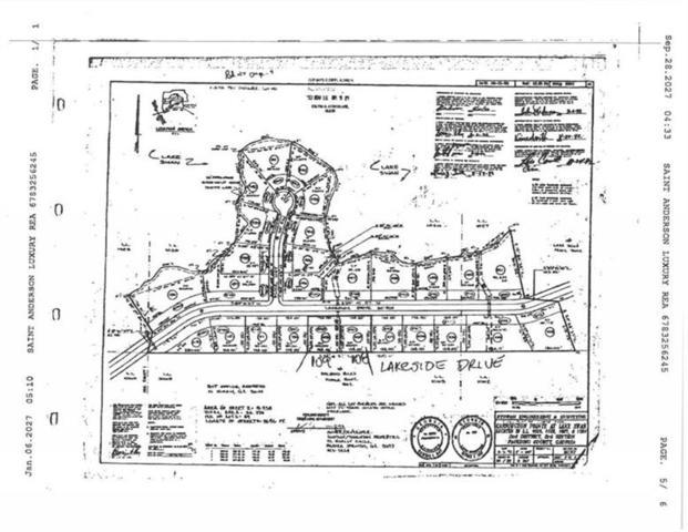 420 Lakeside Drive, Hiram, GA 30141 (MLS #6037247) :: RE/MAX Paramount Properties