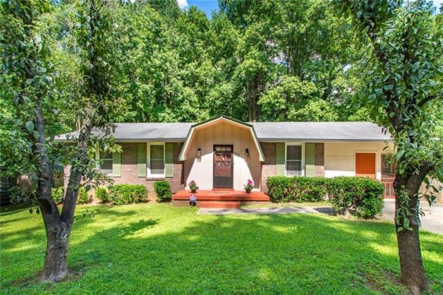 423 Spruce Drive, Pine Lake, GA 30072 (MLS #6037451) :: RE/MAX Paramount Properties