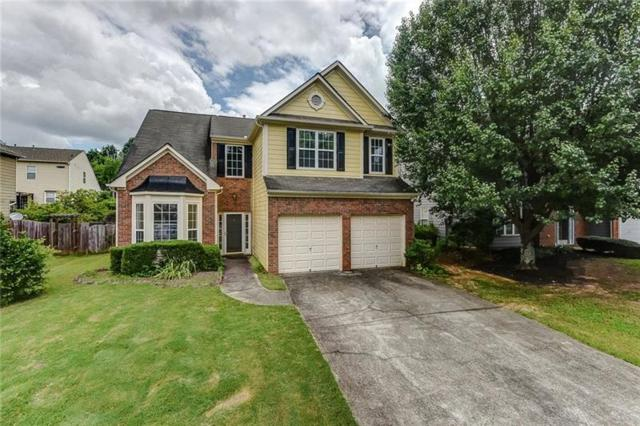 3806 Seattle Place NW, Kennesaw, GA 30144 (MLS #6037486) :: RE/MAX Paramount Properties