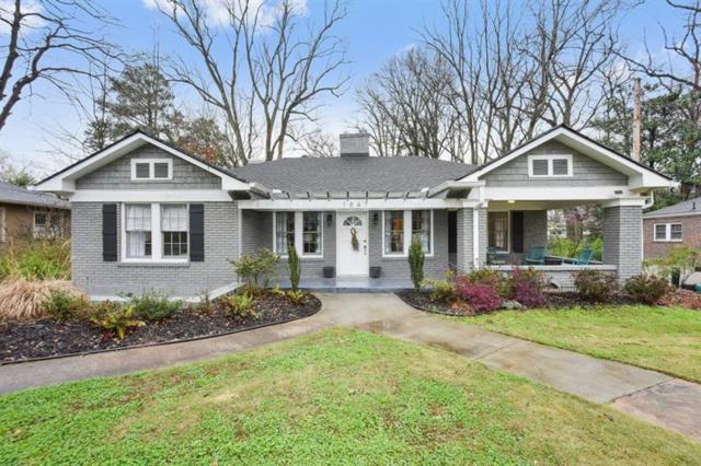 1847 Walker Avenue, College Park, GA 30337 (MLS #6037563) :: RE/MAX Paramount Properties
