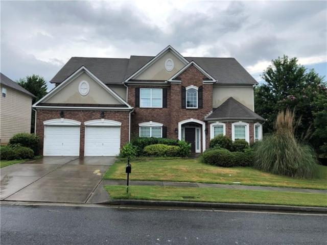 490 Simonton Crest Drive, Lawrenceville, GA 30045 (MLS #6037624) :: Rock River Realty