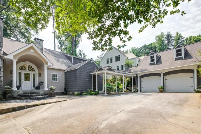 869 Stovall Place NE, Atlanta, GA 30342 (MLS #6037723) :: The Hinsons - Mike Hinson & Harriet Hinson
