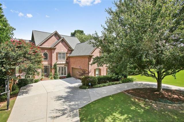 5550 Buck Hollow Drive, Alpharetta, GA 30005 (MLS #6037753) :: North Atlanta Home Team