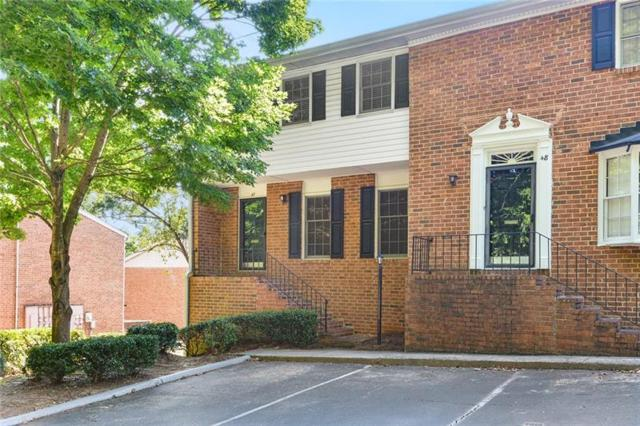 6520 Roswell Road #47, Sandy Springs, GA 30328 (MLS #6037760) :: RE/MAX Paramount Properties