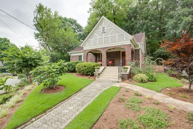 1121 Alta Avenue, Atlanta, GA 30307 (MLS #6037785) :: North Atlanta Home Team