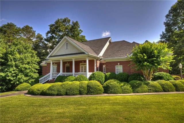 182 Whispering Oaks Drive, Ellijay, GA 30536 (MLS #6037786) :: Iconic Living Real Estate Professionals