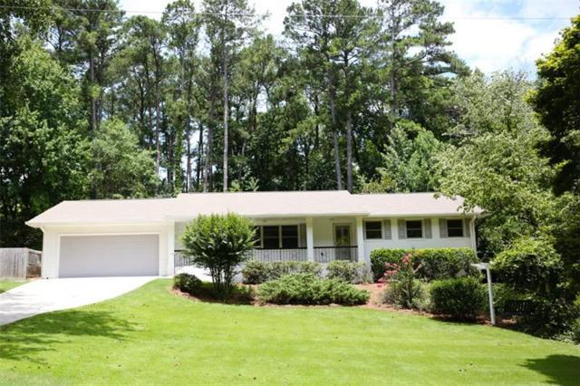 1884 Audubon Drive NE, Atlanta, GA 30329 (MLS #6037821) :: RE/MAX Paramount Properties