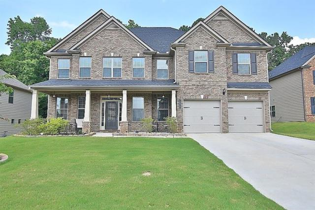 4495 Mossbrook Circle, Alpharetta, GA 30004 (MLS #6037853) :: North Atlanta Home Team