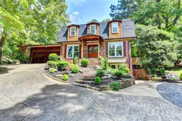 725 Lakeshore Drive, Berkeley Lake, GA 30096 (MLS #6037857) :: North Atlanta Home Team