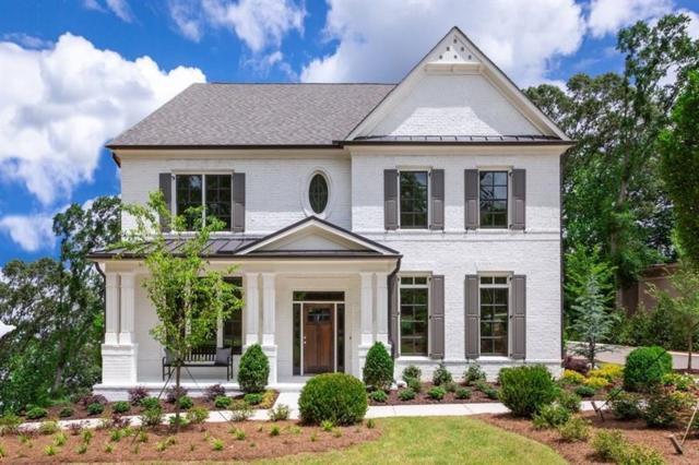 240 Chastain Park Drive NE, Atlanta, GA 30342 (MLS #6037956) :: The Hinsons - Mike Hinson & Harriet Hinson