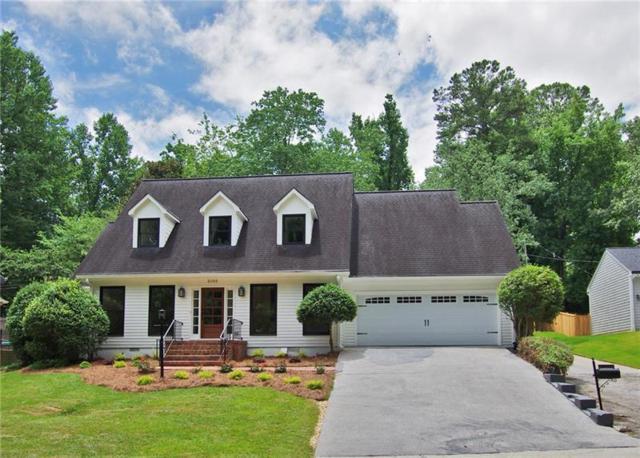 2103 Springlake Drive NW, Atlanta, GA 30305 (MLS #6037994) :: RE/MAX Paramount Properties