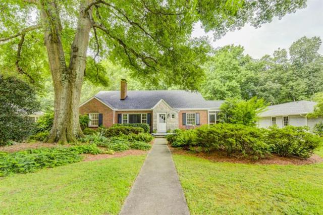223 E Parkwood Road, Decatur, GA 30030 (MLS #6038013) :: North Atlanta Home Team