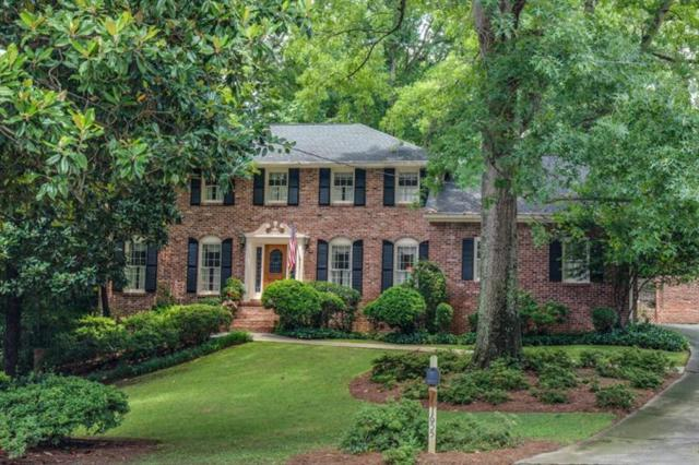 1655 Broughton Court, Dunwoody, GA 30338 (MLS #6038071) :: RE/MAX Paramount Properties