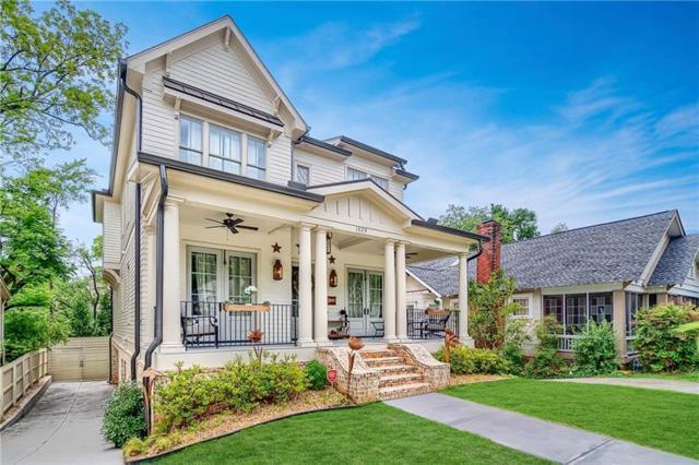1029 Drewry Street NE, Atlanta, GA 30306 (MLS #6038114) :: RE/MAX Paramount Properties