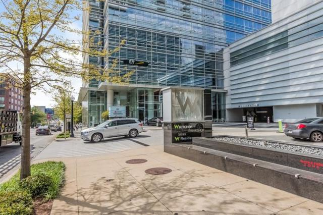 45 NW Ivan Allen Jr Boulevard NW #1804, Atlanta, GA 30308 (MLS #6038261) :: Rock River Realty
