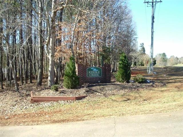 Lot 9 Keeble Creek Drive, Jasper, GA 30143 (MLS #6038383) :: RE/MAX Paramount Properties