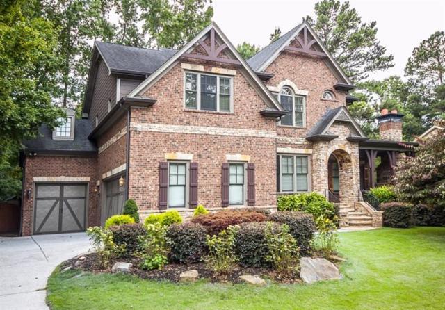 2133 Dunwoody Glen, Atlanta, GA 30338 (MLS #6038412) :: RE/MAX Paramount Properties