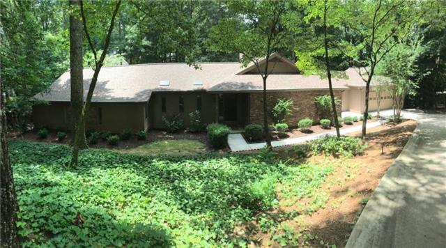 125 Fairway Ridge Drive, Alpharetta, GA 30022 (MLS #6038419) :: North Atlanta Home Team
