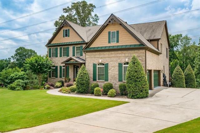 3991 Nemours Trail NW, Kennesaw, GA 30152 (MLS #6038444) :: RE/MAX Paramount Properties