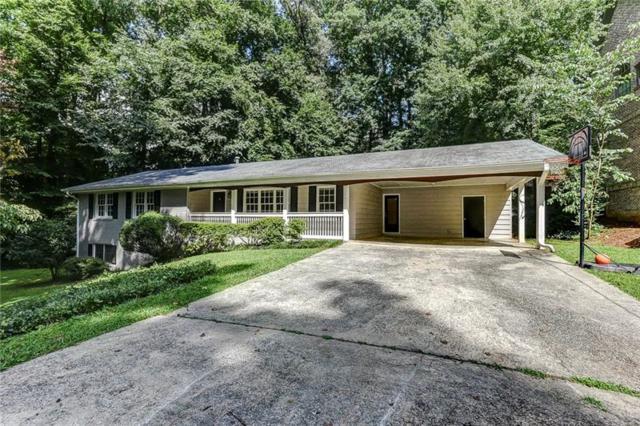 315 Alberta Terrace NE, Atlanta, GA 30305 (MLS #6038450) :: RE/MAX Prestige