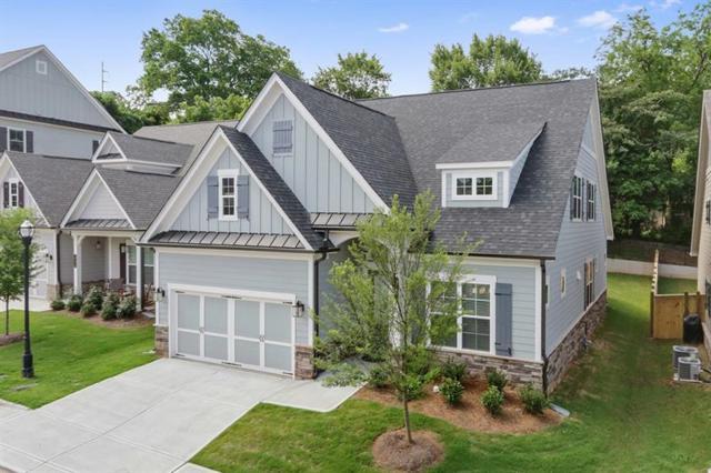 524 Henry Drive, Marietta, GA 30064 (MLS #6038521) :: RE/MAX Paramount Properties