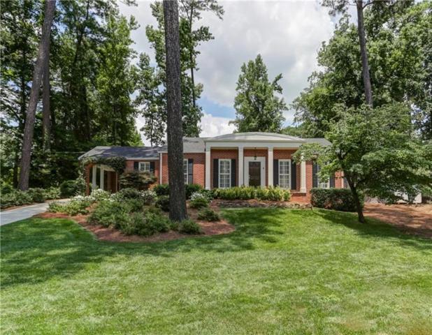 420 Pine Forest Road, Atlanta, GA 30342 (MLS #6038522) :: RCM Brokers