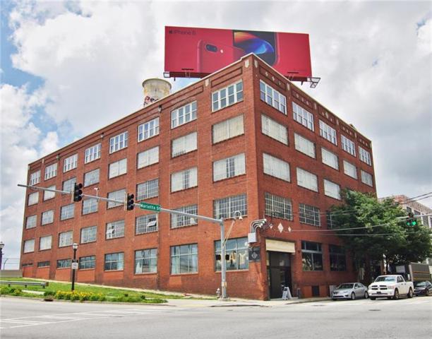 426 Marietta Street NW #404, Atlanta, GA 30313 (MLS #6038597) :: RE/MAX Paramount Properties