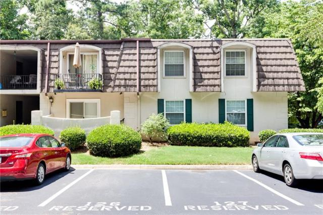 725 Dalrymple Road 8I, Sandy Springs, GA 30328 (MLS #6038631) :: RE/MAX Paramount Properties