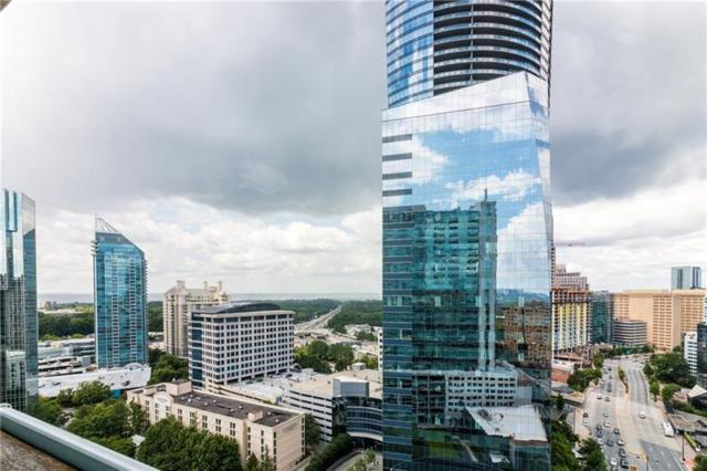3324 Peachtree Road NE #1905, Atlanta, GA 30326 (MLS #6038825) :: The North Georgia Group