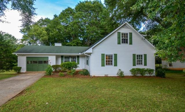4127 Brownsville Road, Powder Springs, GA 30127 (MLS #6038878) :: RE/MAX Paramount Properties