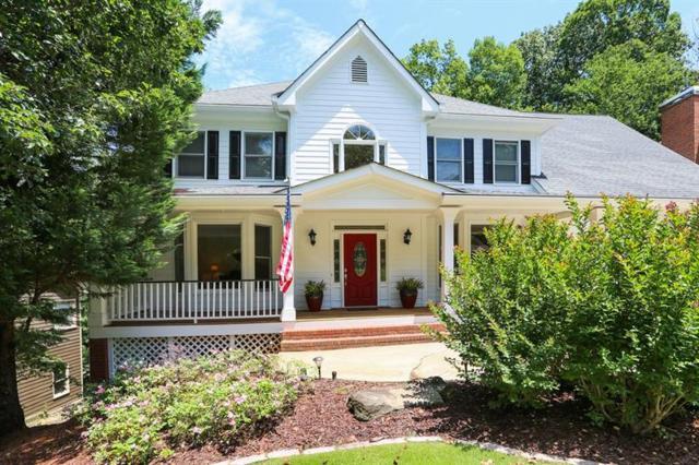 1307 Benbrooke Lane NW, Acworth, GA 30101 (MLS #6038909) :: RE/MAX Paramount Properties