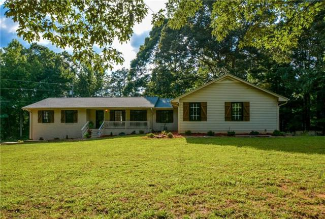 3033 Loring Road NW, Kennesaw, GA 30152 (MLS #6039067) :: The Russell Group