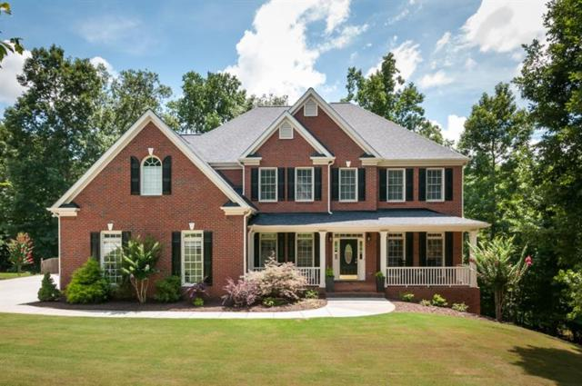 337 Taylor Glen Drive, Milton, GA 30004 (MLS #6039242) :: RE/MAX Paramount Properties