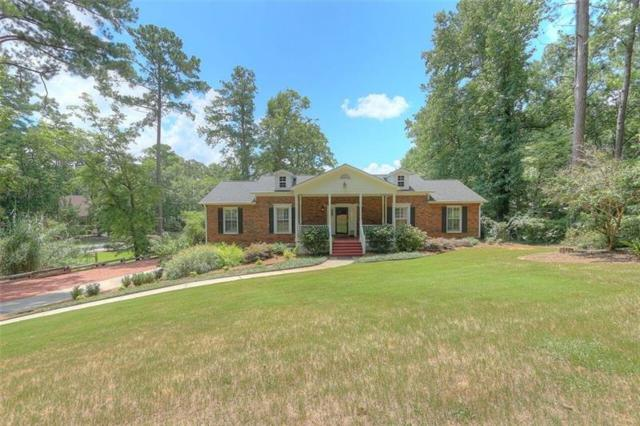 181 Lakecrest Drive, Milledgeville, GA 31061 (MLS #6039345) :: North Atlanta Home Team