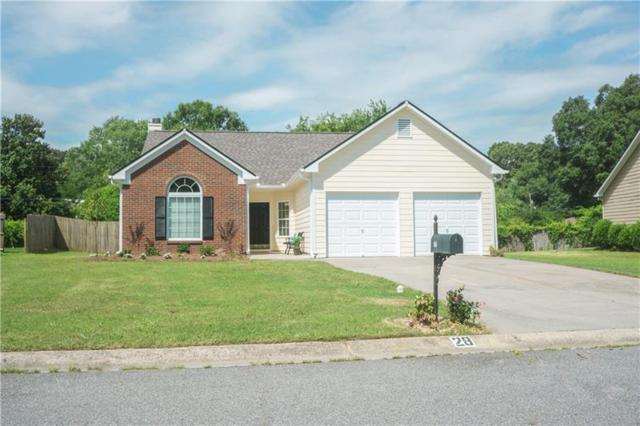 28 Freedom Drive NE, Cartersville, GA 30121 (MLS #6039440) :: RCM Brokers