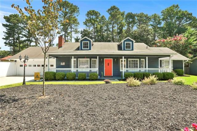 612 Steeple Chase Drive, Lawrenceville, GA 30044 (MLS #6039453) :: RE/MAX Paramount Properties