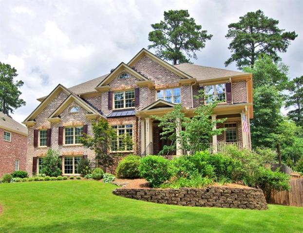 2141 Abby Lane NE, Atlanta, GA 30345 (MLS #6039505) :: RE/MAX Paramount Properties