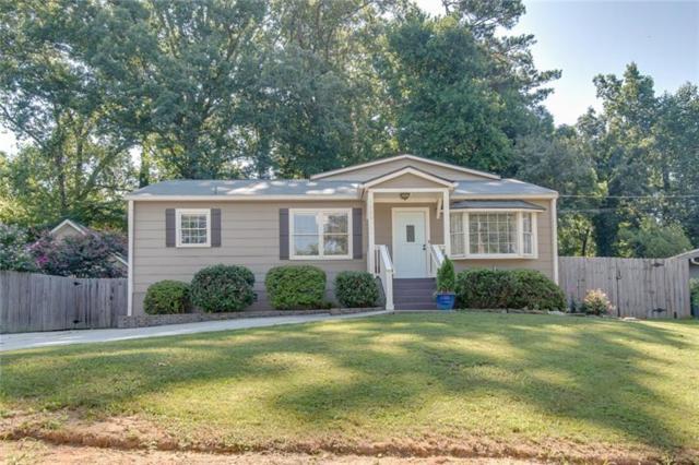 1689 Bridgeport Drive NE, Atlanta, GA 30329 (MLS #6039507) :: Iconic Living Real Estate Professionals