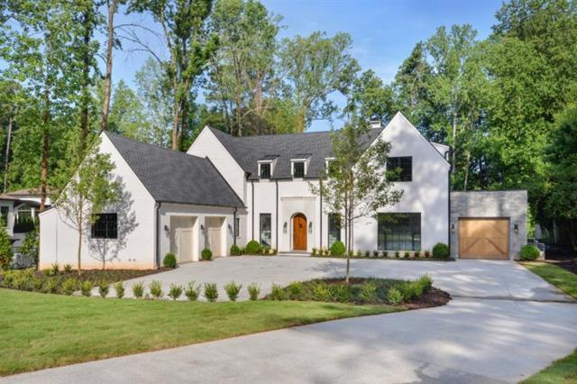 4560 Peachtree Dunwoody Road NE, Sandy Springs, GA 30342 (MLS #6039530) :: Kennesaw Life Real Estate