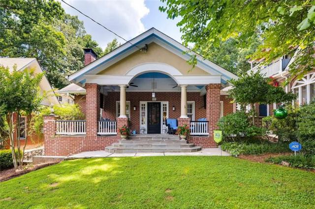 989 Rosedale Road NE, Atlanta, GA 30306 (MLS #6039540) :: RE/MAX Paramount Properties