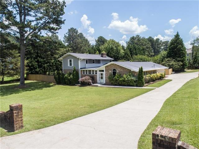 1333 Hill Drive SW, Conyers, GA 30094 (MLS #6039719) :: RE/MAX Paramount Properties