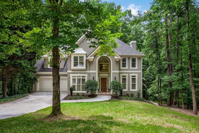 1030 Lakemont Trace, Roswell, GA 30075 (MLS #6039775) :: Iconic Living Real Estate Professionals